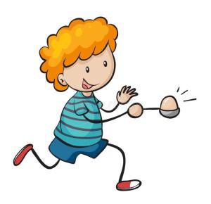 wyścig z jajkiem